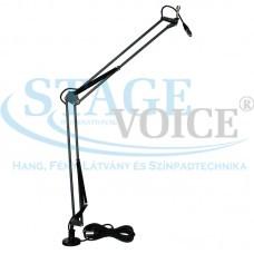 Asztali mikrofontartó kar