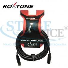 XLR(p) -XLR(m) professzionális mikrofon kábel 10m